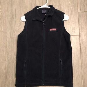 Vineyard Vines vest.  Fits Women's XS/S.  Boy's L